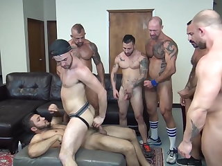 interracial (gay), group sex (gay), hd videos, , ,