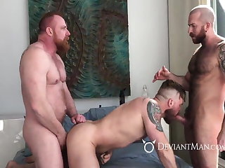 group sex (gay), bear (gay), hd videos, , ,