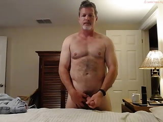 big cock (gay), bear (gay), daddy (gay), handjob (gay), hunk (gay), masturbation (gay)