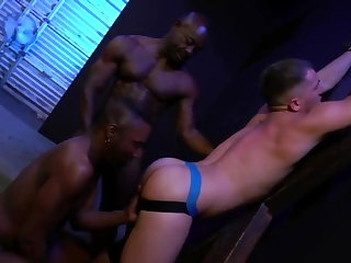 bareback (gay), black (gay), bdsm (gay), big cock (gay), blowjob (gay), hunk (gay)