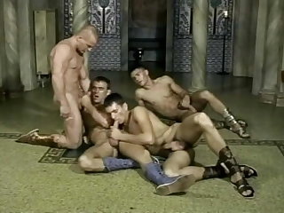 blowjob (gay), big cock (gay), gangbang (gay), group sex (gay), handjob (gay), muscle (gay)