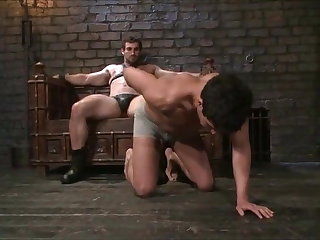 big cock (gay), bdsm (gay), blowjob (gay), muscle (gay), ,