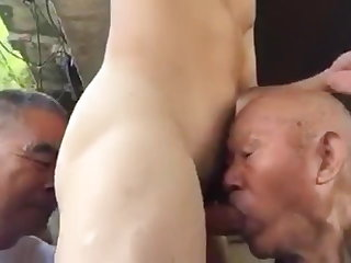 asian (gay), amateur (gay), blowjob (gay), daddy (gay), group sex (gay), old+young (gay)