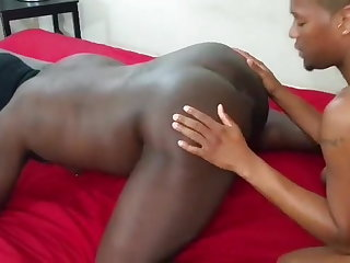 bareback (gay), black (gay), big cock (gay), gaping (gay), interracial (gay), anal (gay)
