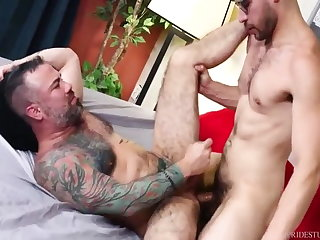 hunk (gay), daddy (gay), latino (gay), muscle (gay), anal (gay),