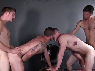 blowjob (gay), bareback (gay), gangbang (gay), group sex (gay), hunk (gay), latino (gay)