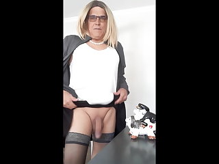 masturbation (gay), crossdresser (gay), hd videos, , ,
