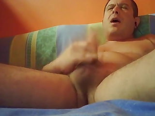 big cock (gay), bear (gay), daddy (gay), fat (gay), handjob (gay), masturbation (gay)