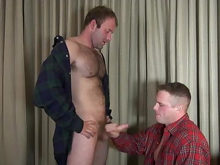 blowjob (gay), big cock (gay), hunk (gay), muscle (gay), anal (gay), couple (gay)