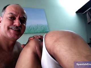 big cock (gay), bareback (gay), blowjob (gay), daddy (gay), couple (gay),