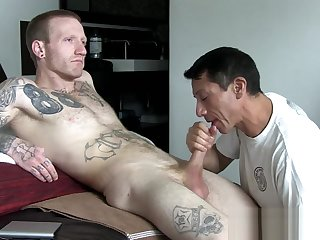 blowjob, bareback, gay, hd, hunk, str8
