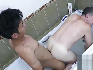 gay, blowjob, interracial, twink, ,