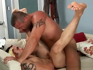 daddy, blowjob, gay, , ,