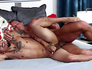 big cock, bareback, gay, hd, hunk, latin