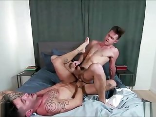 blowjob, big cock, gay, , ,