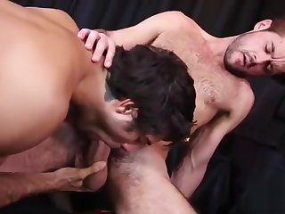 gay, blowjob, rimming, , ,