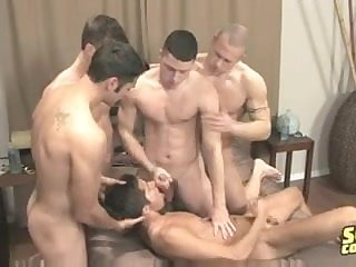 blowjob (gay), gay porn (gay), group sex (gay), , ,
