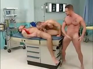 hunk, bear, medical, gay, ,