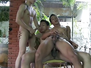bareback, asian, rimming, twink, japanese, gay