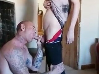 films, wife, skinhead, hubby, giving, bj