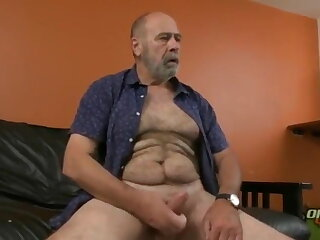 daddy, latin, bear, jacking, off, good