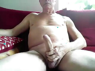 foreskin, big, gramps, cum-shooter, ,