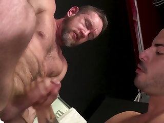 hunk (gay), daddy (gay), latino (gay), locker room (gay), muscle (gay), anal (gay)