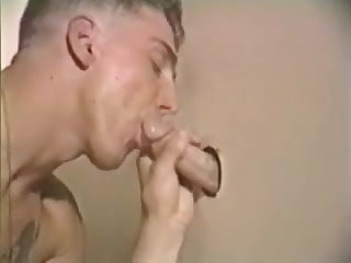 blowjob (gay), big cock (gay), cum tribute (gay), glory hole (gay), ,