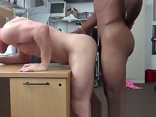 blowjob, big cock, doggystyle, gay, interracial,