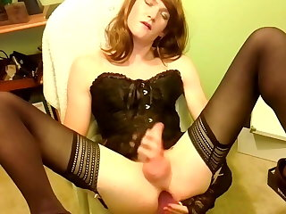 amateur (gay), man (gay), crossdresser (gay), masturbation (gay), webcam (gay),